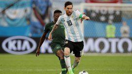 Lionel Messi, el rey de Facebook en Rusia 2018
