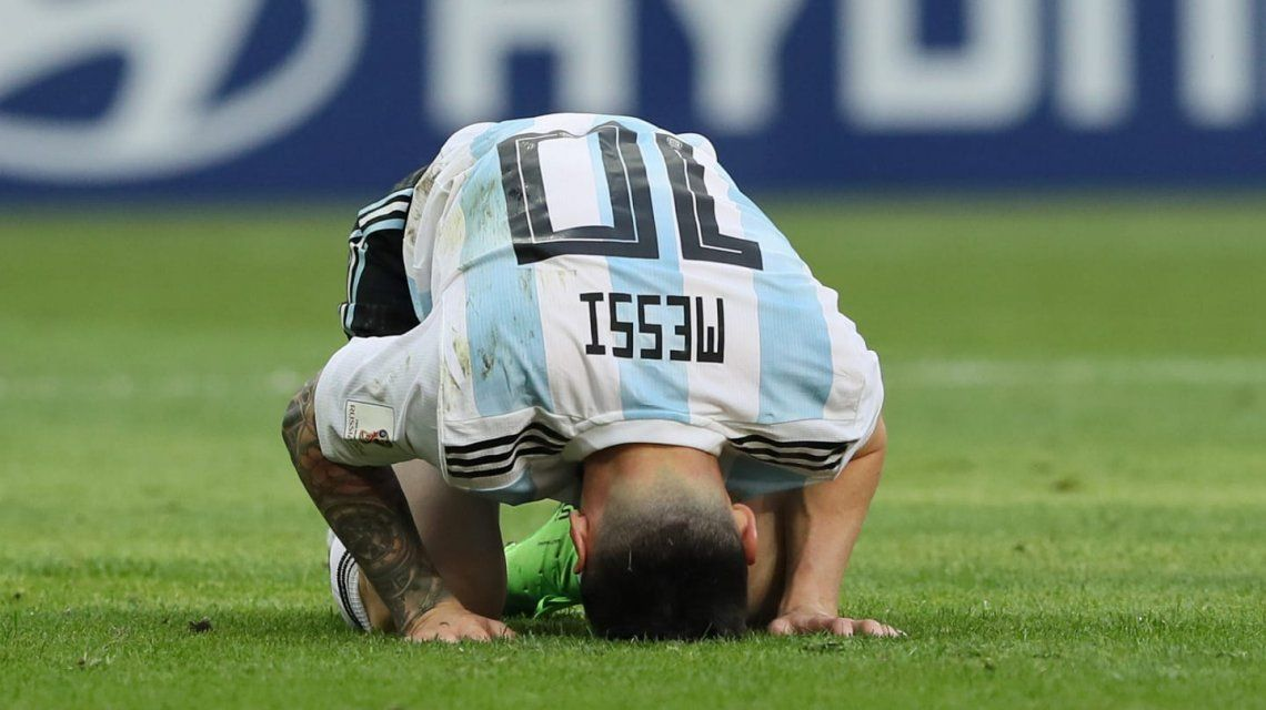 Nico Vázquez hablaba con Messi cuatro veces por día durante el Mundial