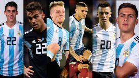 La nueva Selección: Scaloni dio los nombres para los amistosos ante Guatemala y Colombia