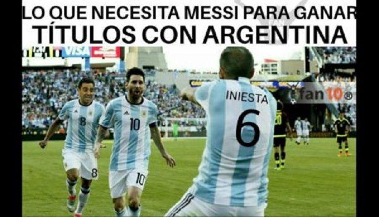 Después de verlo por TV, los chilenos se rieron de la eliminación de la Argentina