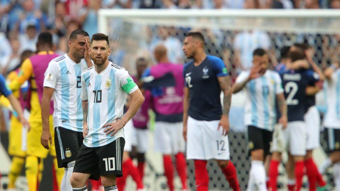 El desafortunado tuit de AFA tras la eliminación de Argentina del Mundial