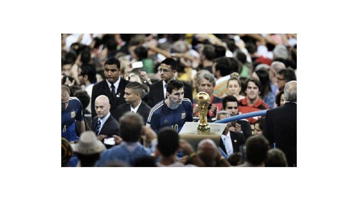 Los que no vimos a Maradona, nuestros hijos y el dilema: ¿es el fin de la era Messi?