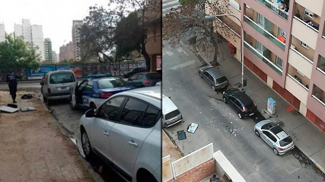 Insólito: escándalo en Córdoba porque tiraron un televisor tras la eliminación de Argentina