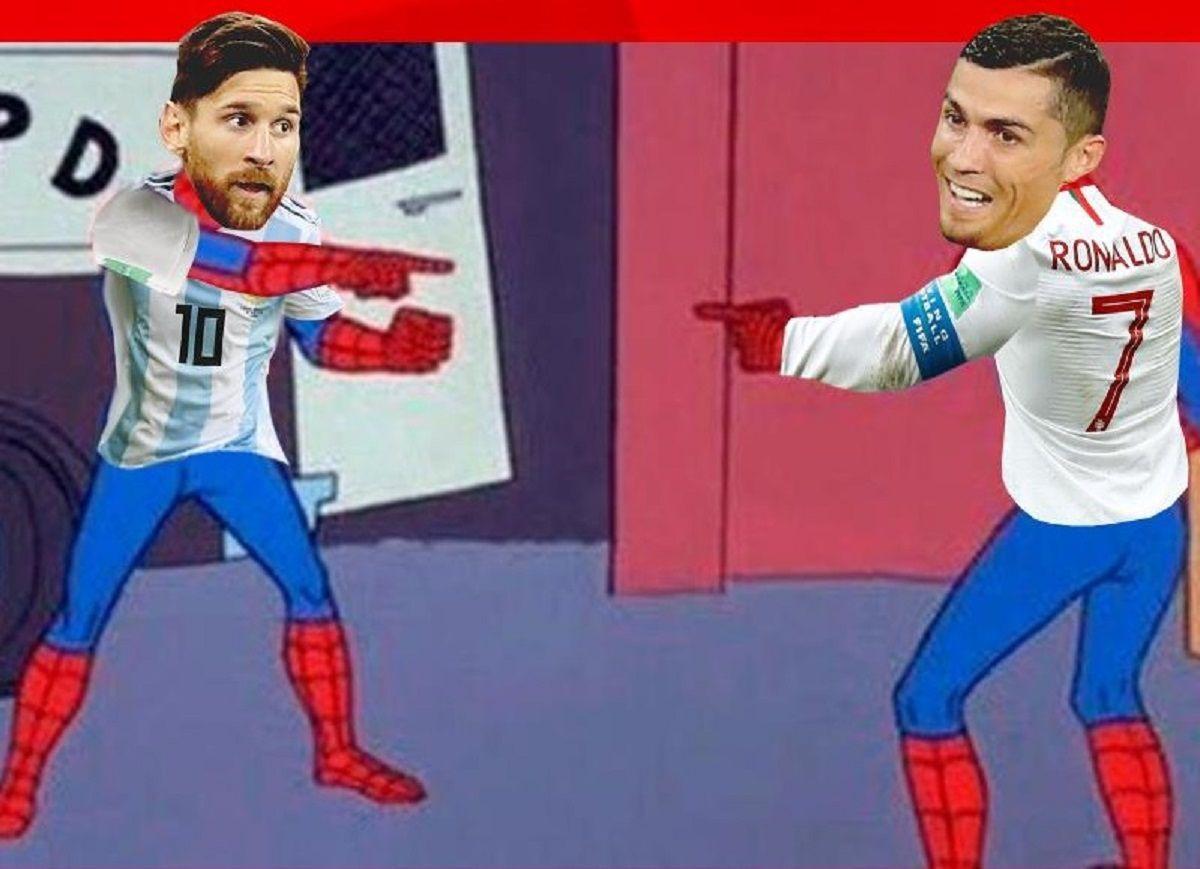 Memes por la eliminación de Portugal del Mundial