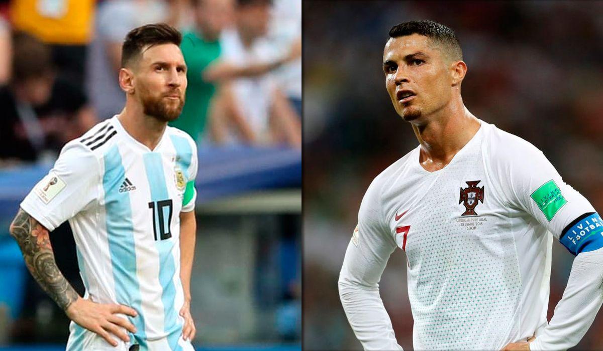 Ni Messi ni CR7: Rusia 2018 se quedó sin sus dos grandes figuras