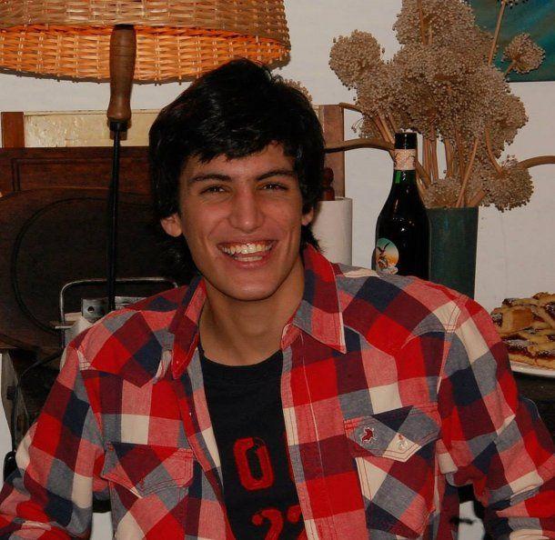 Juan Cruz Ibañez. Foto: Facebook.