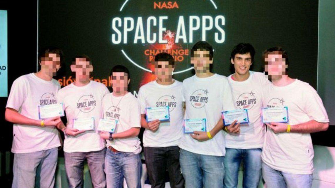 El joven fue premiado por la NASA en el 2016