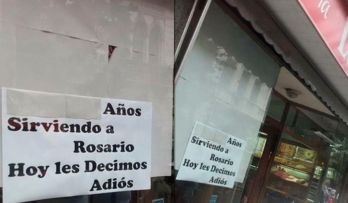 La crisis golpea fuerte: ya son 60 las panaderías que cerraron en Rosario
