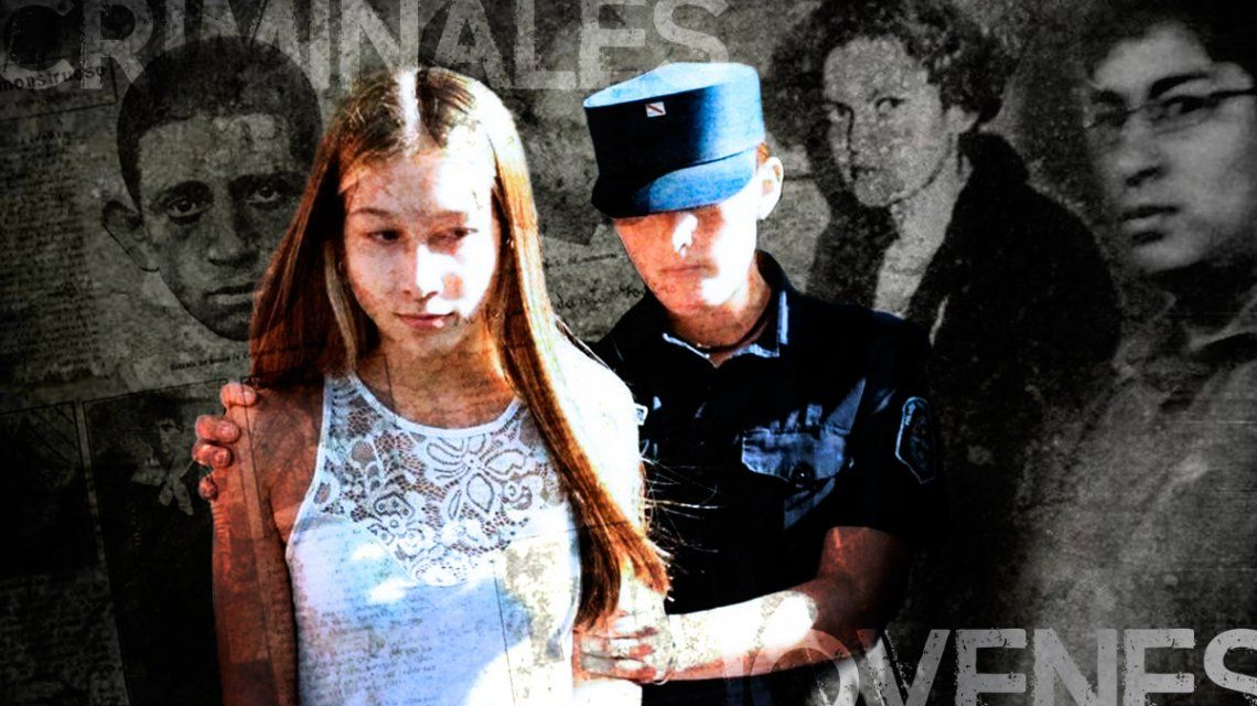 Nahir Galarza es la primera mujer tan joven en ser condenada a prisión perpetua