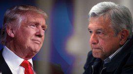 Trump llamó a Obrador y hablaron de reducir la migración de mexicanos