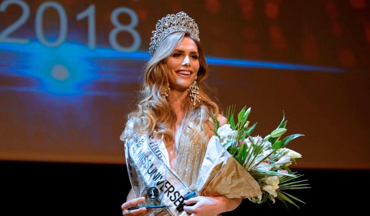 Por primera vez, una mujer trans participará en Miss Universo