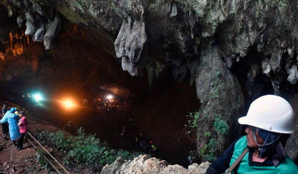 El mensaje de uno de los 33 mineros chilenos a los chicos atrapados en una cueva en Tailandia