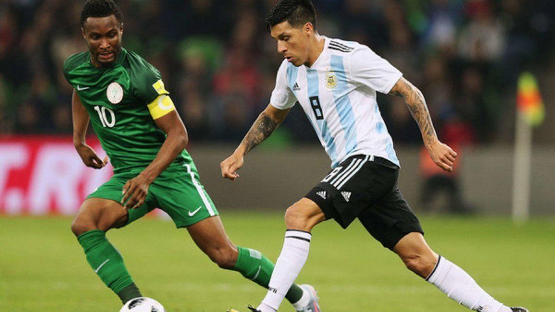 John Obi Mikel jugó ante Argentina con su papá secuestrado: Si hablás, lo matamos
