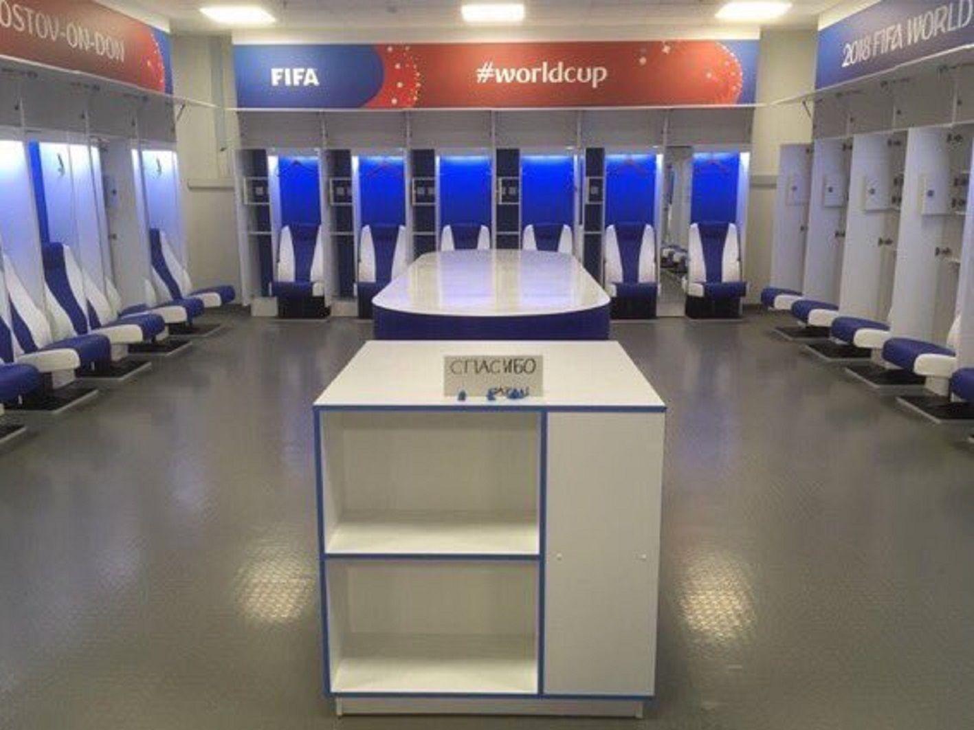 Japón, el equipo ejemplar: tras la eliminación, limpiaron el vestuario y hasta agradecieron