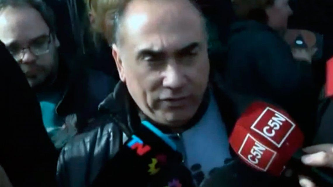 El papá de Fernando Pastorizzo, tras la condena a Nahir: Mi hijo descansa en paz