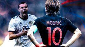 Rusia vs. Croacia por los cuartos de final del Mundial: horario