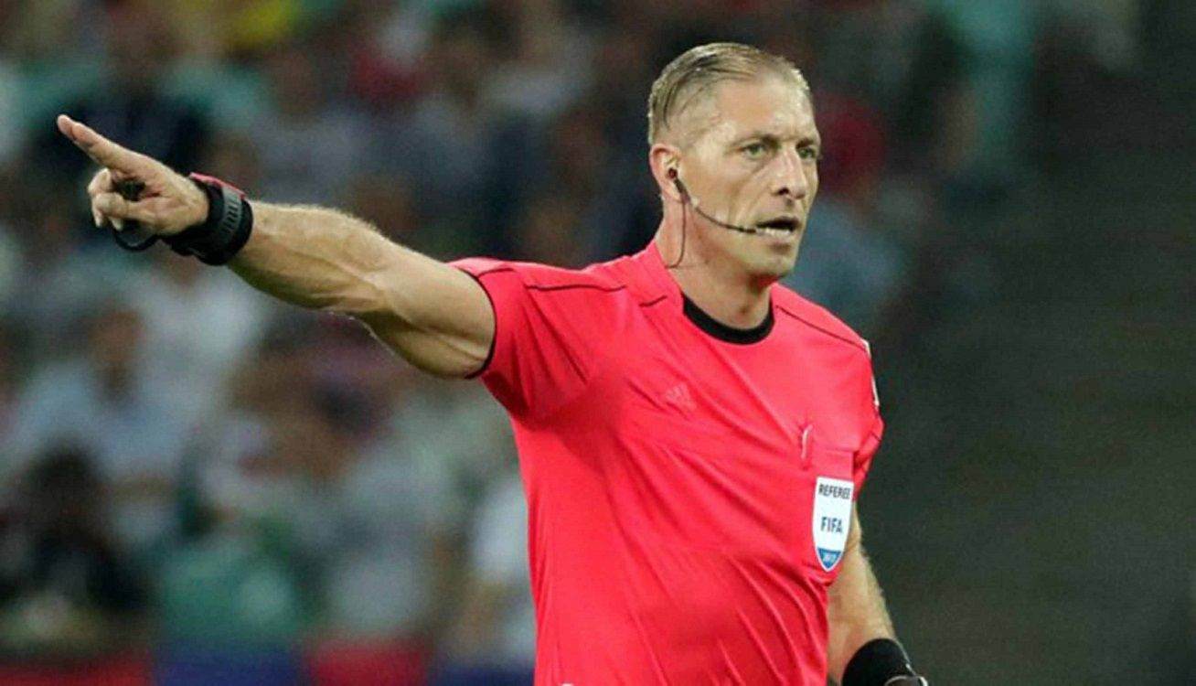 ¡Estamos en la final! Néstor Pitana dirigirá el duelo entre Francia y Croacia