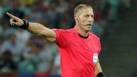 ¿Qué piensan los croatas de Néstor Pitana antes de la final del Mundial de Rusia?