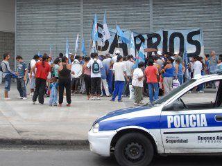 Barrios de Pie son uno de los movimientos que anunció la medida