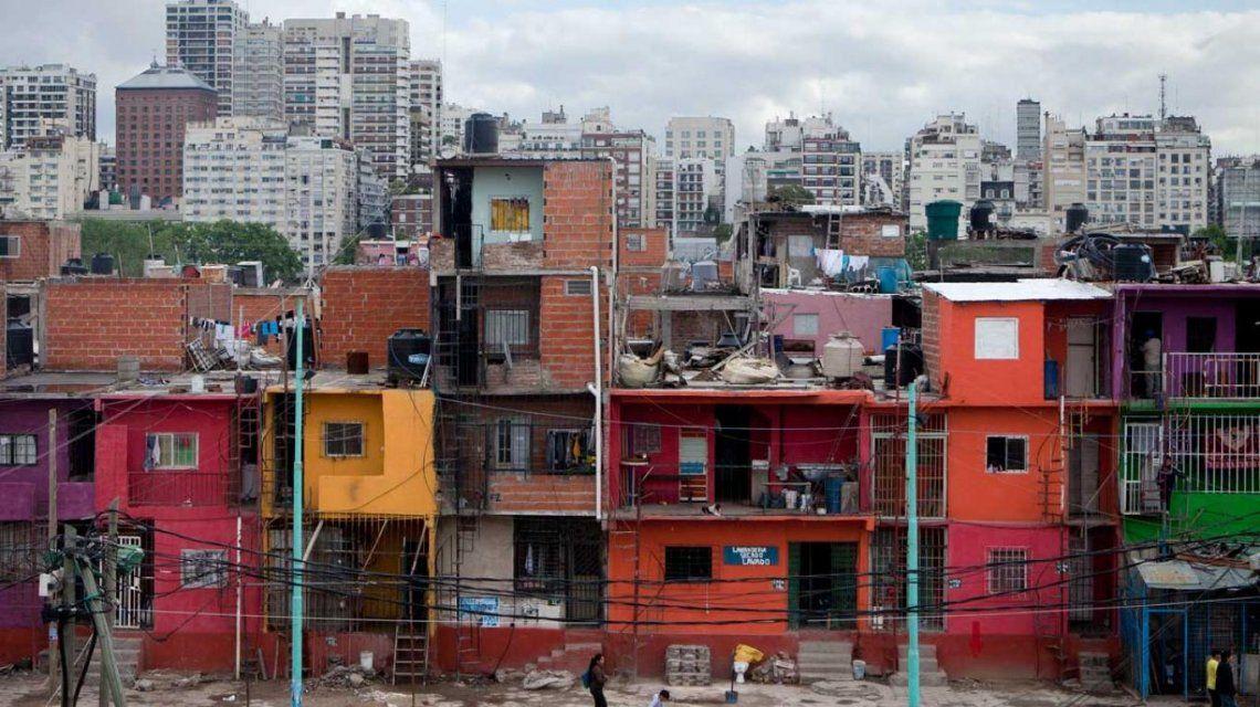 Hay 4228 barrios populares que serán urbanizados