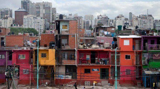 Hay 4228 barrios populares que serán urbanizados<br>