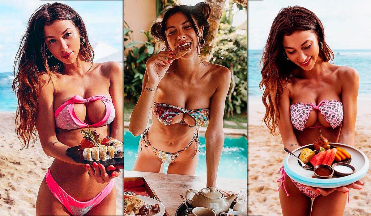 Corpiño al revés: la nueva forma de usar la bikini que causa furor en Instagram