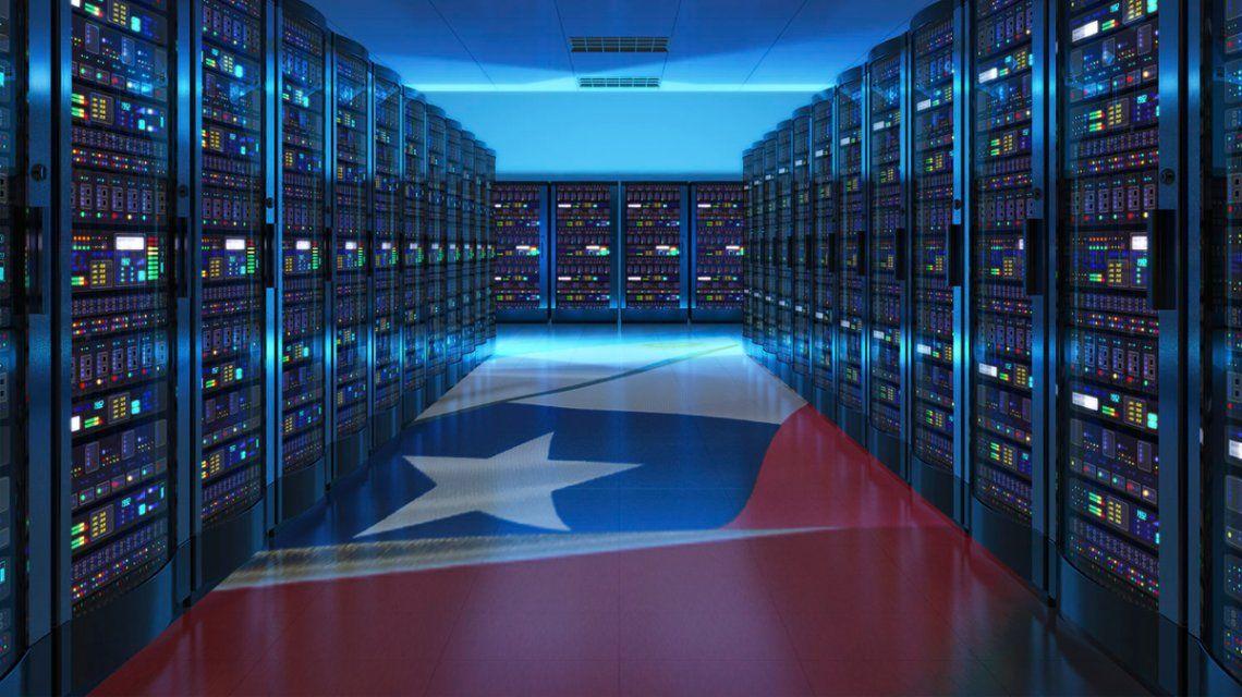 Amazon habría elegido a Chile para instalar sus data centers