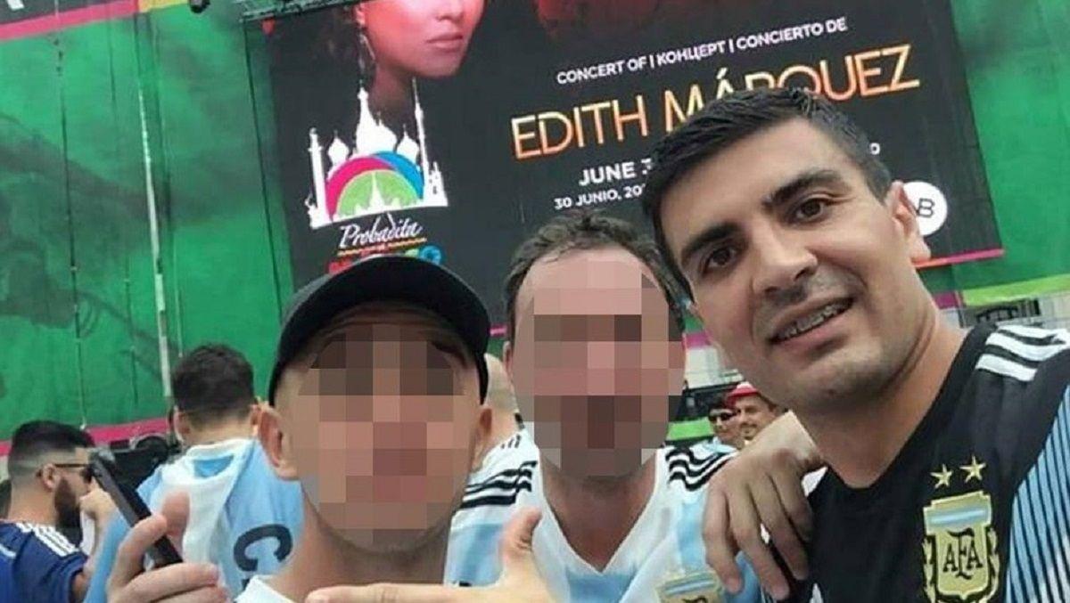 Un docente pidió licencia psiquiátrica y se fue al Mundial
