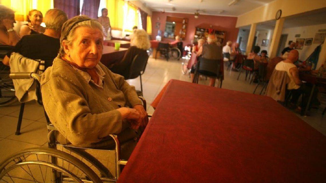 En el geriátrico viven 37 abuelos