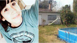 Se conocieron fotos de la casa donde pasó sus últimas horas Valentina Urbano