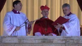 Falleció Jean-Louis Tauran, que anuncio el nombramiento del papa Francisco - Crédito:haceinstantes.net