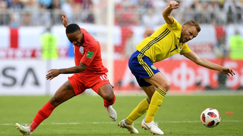 Suecia enfrenta a Inglaterra por los cuartos de final
