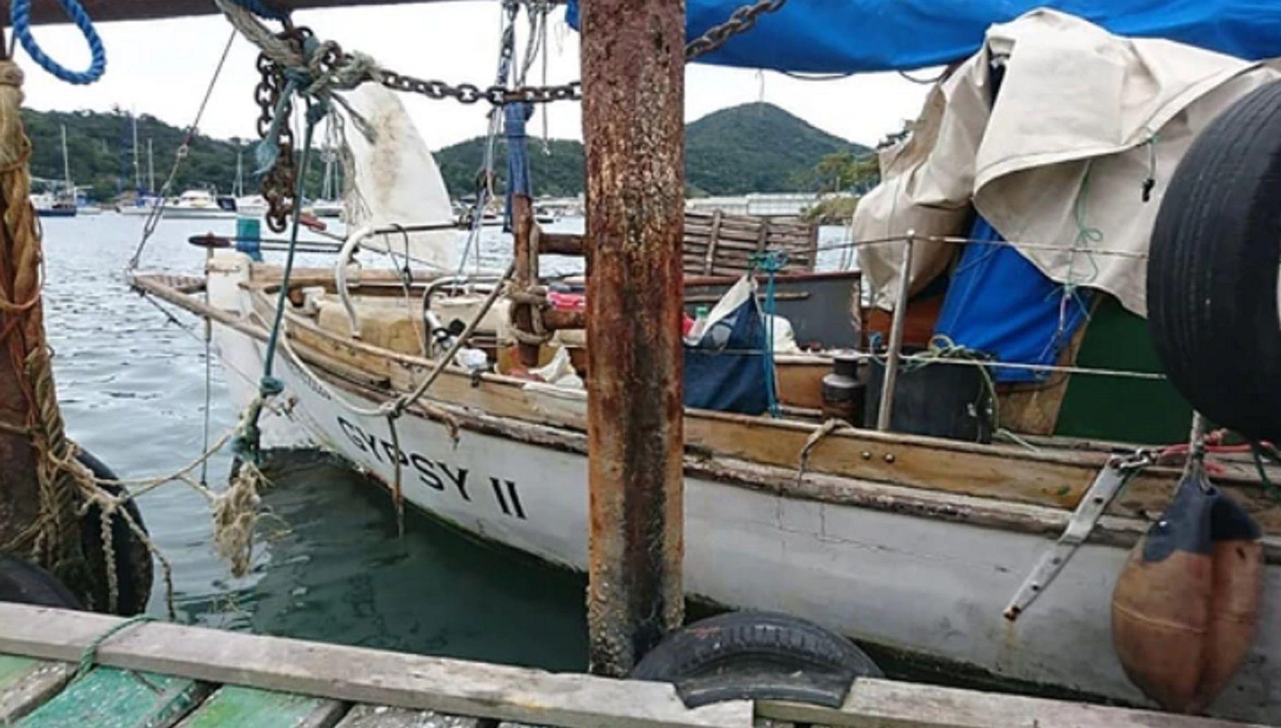 Desapareció un velero con tres argentinos en el sur de Brasil