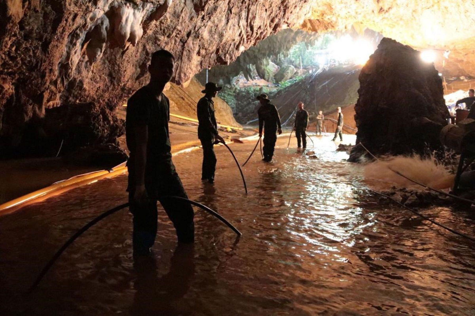 ¿Qué son las lluvias monzónicas, el fenómeno que precipitó el rescate de los chicos en Tailandia?