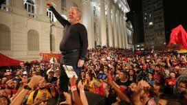 Condenaron a Lula a casi 13 años de cárcel por un caso vinculado al Lava Jato