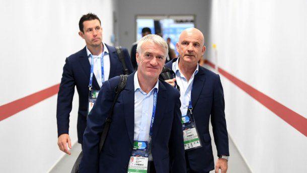 Didier Deschamps, DT de Fracia - Crédito: fifa.com
