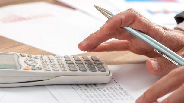 Calculadora de impuestos<br>
