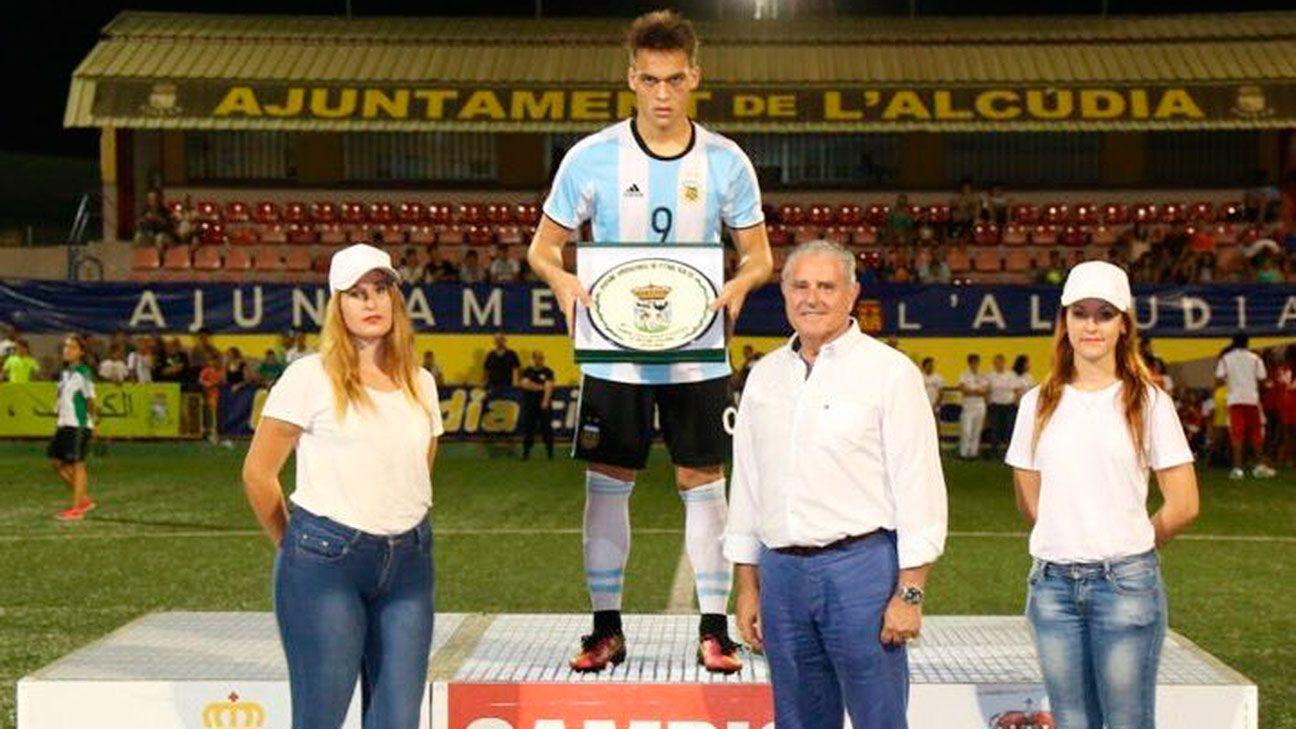 Lautaro Martínez - LAlcudia