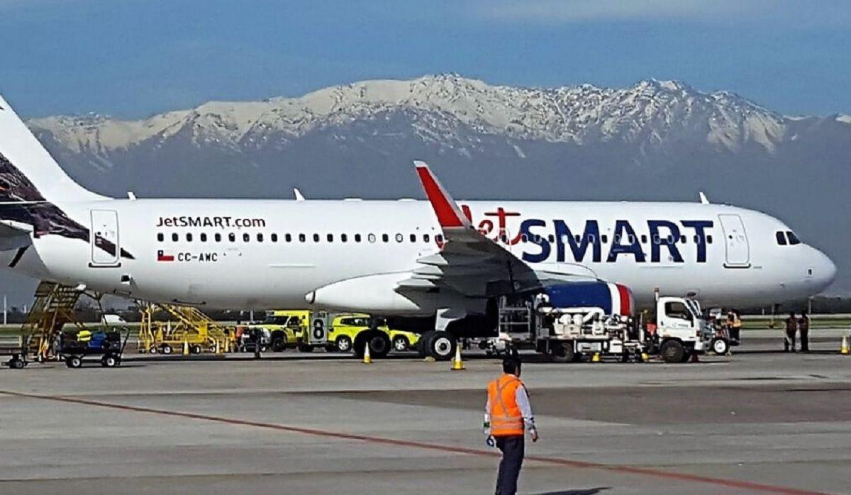 Actualmente la aerolínea tiene una flota de cinco Airbus A320.