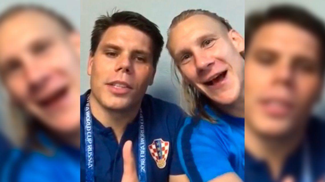 Escándalo en Croacia: por un video, echaron a un miembro del cuerpo técnico antes de la semifinal