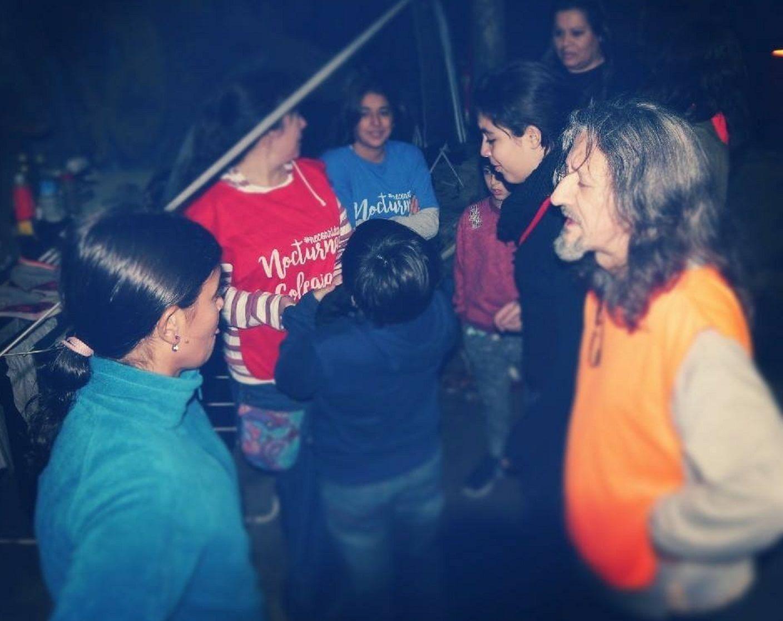Ayuda sin techo: la movida de vecinos para rescatar a quienes viven en la calle