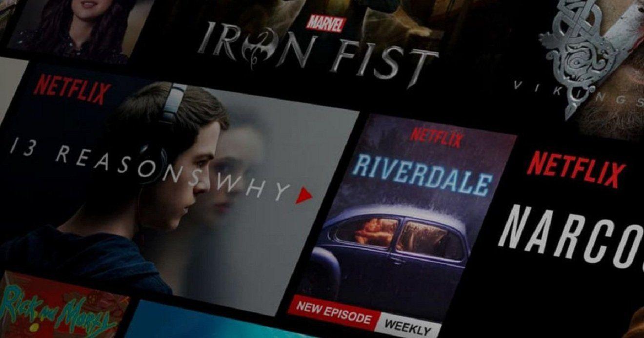 Netflix prueba poner publicidades entre capítulos de series