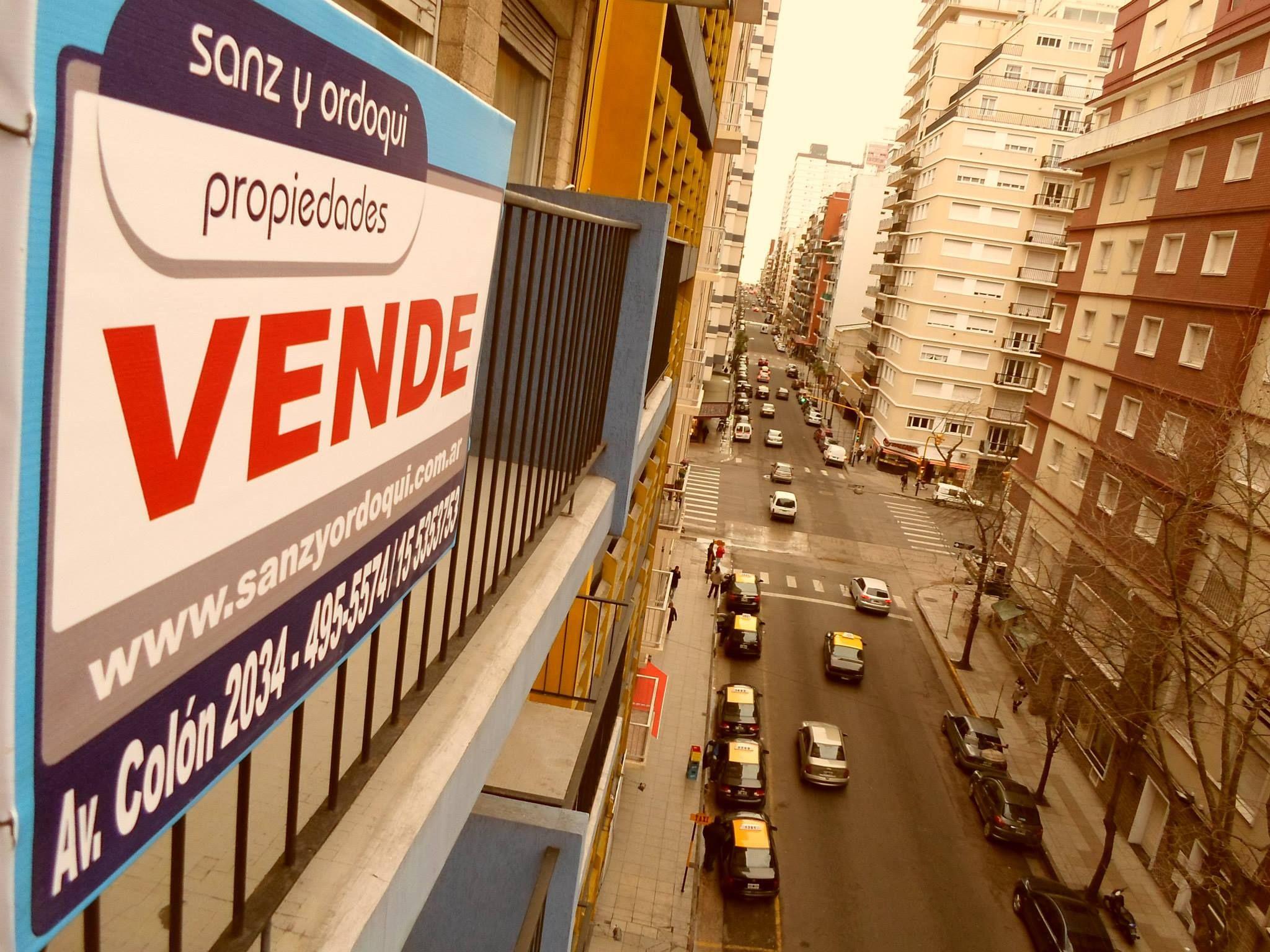 La devaluación y la caída de ventas desaceleró el aumento de los precios de las propiedades