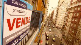 Se desplomó la venta de inmuebles con créditos: cayeron en mayo un 52%