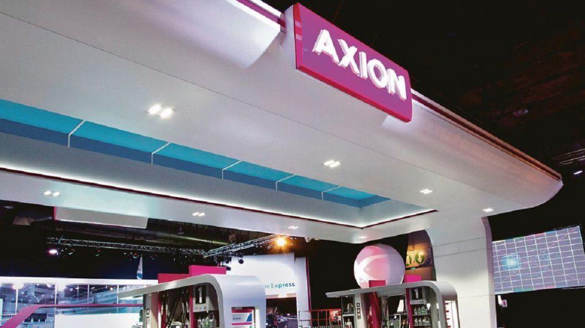 Axion se suma al aumento de YPF un día después