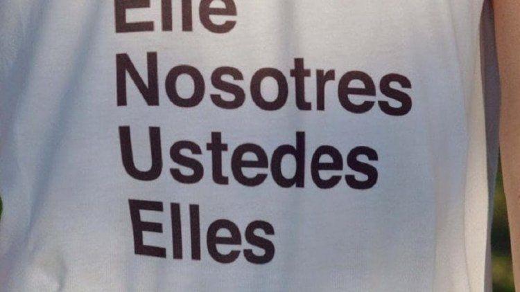 Así son los pronombres personales en el lenguaje inclusivo
