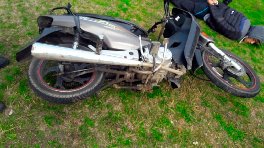 Dos motochorros detenidos tras intensa persecución en Lanús