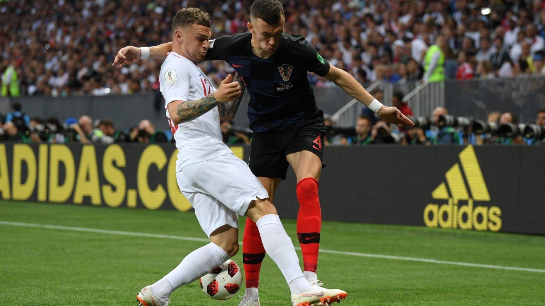 Croacia va por la historia: venció a Inglaterra e irá por su primera estrella en la final del Mundial