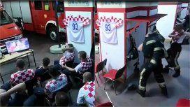 La verdad detrás del viral de los bomberos croatas
