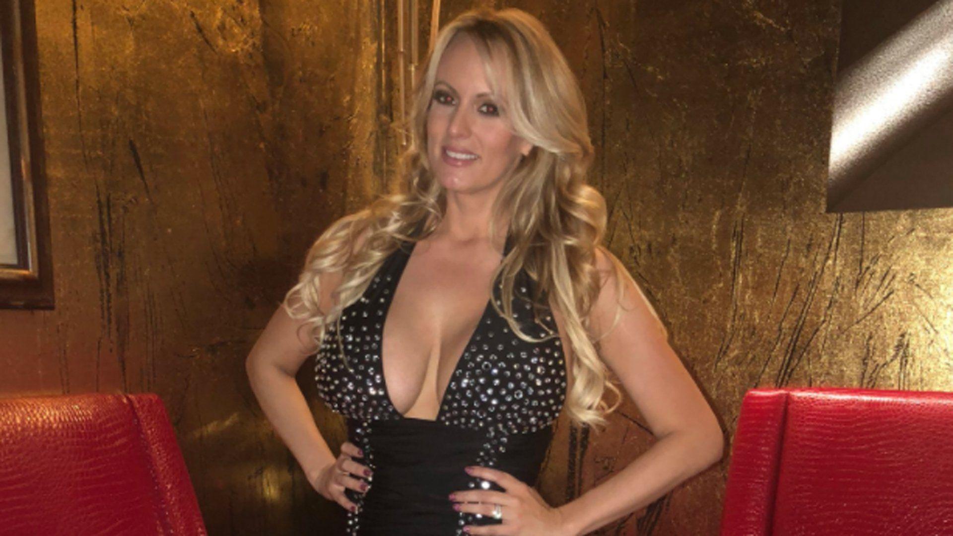 Detuvieron a Stormy Daniels, la actriz porno que demandó a Donald Trump